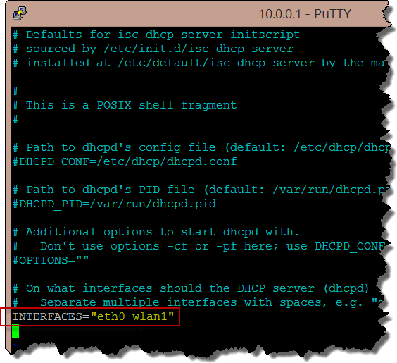 Solved: Option 43 and ISC-DHCP - Cisco Community